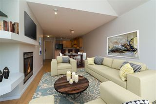 Photo 3: 413 3142 ST. JOHNS Street in Port Moody: Port Moody Centre Condo for sale : MLS®# R2133208