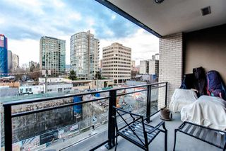 "Photo 17: 506 1252 HORNBY Street in Vancouver: Downtown VW Condo for sale in ""Pure"" (Vancouver West)  : MLS®# R2133579"