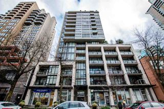 "Photo 1: 506 1252 HORNBY Street in Vancouver: Downtown VW Condo for sale in ""Pure"" (Vancouver West)  : MLS®# R2133579"