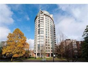 Photo 1: 1205 1277 NELSON Street in Vancouver: West End VW Condo for sale (Vancouver West)  : MLS®# R2137954