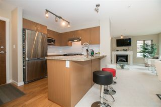 """Photo 6: 211 3105 LINCOLN Avenue in Coquitlam: New Horizons Condo for sale in """"LARKIN HOUSE"""" : MLS®# R2140315"""