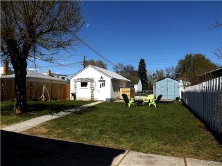 Photo 17: 221 Helmsdale Avenue in Winnipeg: East Kildonan Residential for sale (3D)  : MLS®# 1710180