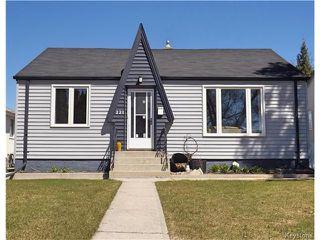 Photo 2: 221 Helmsdale Avenue in Winnipeg: East Kildonan Residential for sale (3D)  : MLS®# 1710180