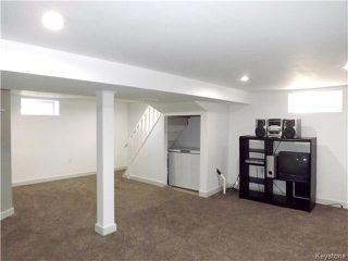 Photo 14: 221 Helmsdale Avenue in Winnipeg: East Kildonan Residential for sale (3D)  : MLS®# 1710180