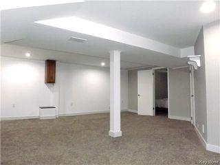 Photo 12: 221 Helmsdale Avenue in Winnipeg: East Kildonan Residential for sale (3D)  : MLS®# 1710180