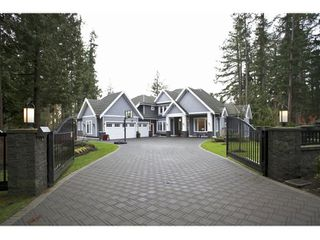 Photo 1: 5433 126A Street in Surrey: Panorama Ridge House for sale : MLS®# R2166630