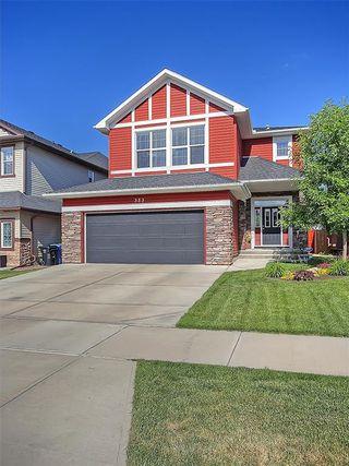 Photo 48: 353 SILVERADO Boulevard SW in Calgary: Silverado House for sale : MLS®# C4125629