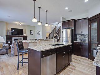 Photo 5: 353 SILVERADO Boulevard SW in Calgary: Silverado House for sale : MLS®# C4125629