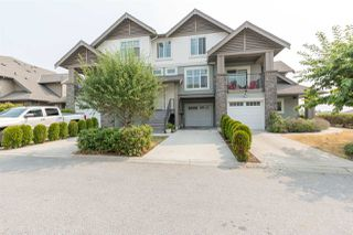 "Main Photo: 17 6233 TYLER Road in Sechelt: Sechelt District Townhouse for sale in ""THE CHELSEA"" (Sunshine Coast)  : MLS®# R2196195"