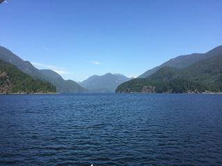 Photo 1: LOT 8 BEST POINT in North Vancouver: Indian Arm Land for sale : MLS®# R2207503