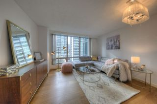 Photo 5: 807 1288 W GEORGIA Street in Vancouver: Downtown VW Condo for sale (Vancouver West)  : MLS®# R2219936