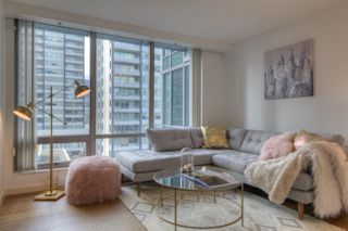 Photo 4: 807 1288 W GEORGIA Street in Vancouver: Downtown VW Condo for sale (Vancouver West)  : MLS®# R2219936