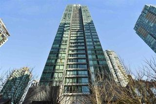 Photo 1: 807 1288 W GEORGIA Street in Vancouver: Downtown VW Condo for sale (Vancouver West)  : MLS®# R2219936