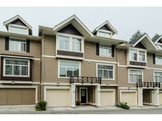 "Main Photo: 29 14377 60 Avenue in Surrey: Sullivan Station Townhouse for sale in ""BLUME"" : MLS®# R2238724"