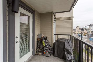"Photo 18: 320 12075 EDGE Street in Maple Ridge: East Central Condo for sale in ""EDGE ON EDGE"" : MLS®# R2243147"