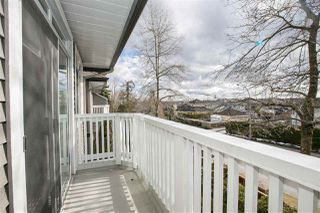 "Photo 20: 16 2615 FORTRESS Drive in Port Coquitlam: Citadel PQ Townhouse for sale in ""ORCHARD HILL"" : MLS®# R2243920"
