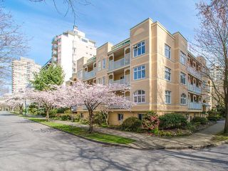 "Photo 1: 207 1125 GILFORD Street in Vancouver: West End VW Condo for sale in ""GILFORD COURT"" (Vancouver West)  : MLS®# R2252539"