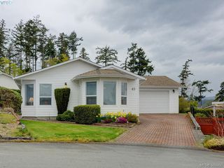 Photo 1: 63 Salmon Crt in VICTORIA: VR Glentana Manufactured Home for sale (View Royal)  : MLS®# 783796