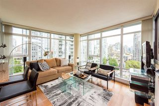 """Photo 1: 1601 1483 HOMER Street in Vancouver: Yaletown Condo for sale in """"WATERFORD"""" (Vancouver West)  : MLS®# R2280421"""