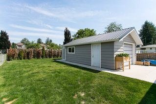 Photo 17: 46155 BONNY Avenue in Chilliwack: Chilliwack N Yale-Well House for sale : MLS®# R2281195