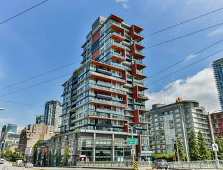 "Photo 1: 2306 1325 ROLSTON Street in Vancouver: Downtown VW Condo for sale in ""THE ROLSTON"" (Vancouver West)  : MLS®# R2284735"
