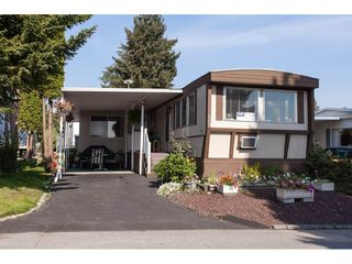 """Main Photo: 59 1840 160 Street in Surrey: King George Corridor Manufactured Home for sale in """"Breakaway Bays"""" (South Surrey White Rock)  : MLS®# R2302553"""