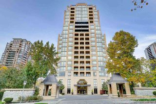 "Main Photo: 1106 7368 SANDBORNE Avenue in Burnaby: South Slope Condo for sale in ""MAYFAIR PLACE"" (Burnaby South)  : MLS®# R2319378"