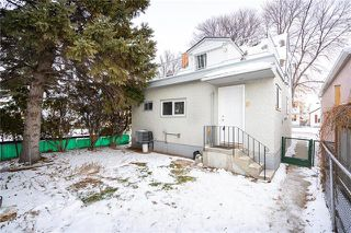 Photo 20: 480 Galloway Street in Winnipeg: Sinclair Park Residential for sale (4C)  : MLS®# 1831692