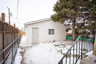 Photo 19: 480 Galloway Street in Winnipeg: Sinclair Park Residential for sale (4C)  : MLS®# 1831692