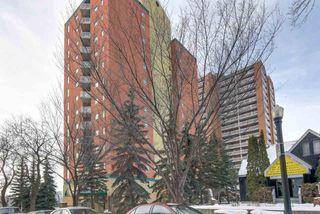 Main Photo: 202 9708 110 Street in Edmonton: Zone 12 Condo for sale : MLS®# E4140446