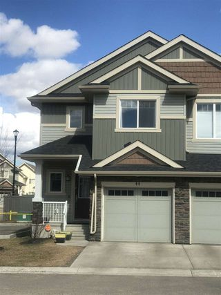 Photo 1: 44 2004 TRUMPETER Way in Edmonton: Zone 59 Townhouse for sale : MLS®# E4142491
