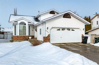 Main Photo: 591 RAINBOW Crescent: Sherwood Park House for sale : MLS®# E4142586