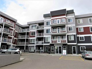 Main Photo: 114 1820 RUTHERFORD Road in Edmonton: Zone 55 Condo for sale : MLS®# E4142691