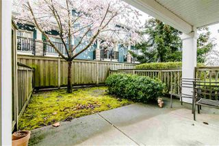 "Photo 19: 4 935 EWEN Avenue in New Westminster: Queensborough Townhouse for sale in ""COOPERS LANDING"" : MLS®# R2355621"