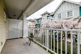 "Photo 9: 4 935 EWEN Avenue in New Westminster: Queensborough Townhouse for sale in ""COOPERS LANDING"" : MLS®# R2355621"