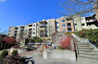 Photo 1: 407 27 Songhees Rd in VICTORIA: VW Songhees Condo for sale (Victoria West)  : MLS®# 810379
