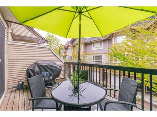 """Photo 18: 65 7088 191 Street in Surrey: Clayton Townhouse for sale in """"Montana"""" (Cloverdale)  : MLS®# R2357208"""