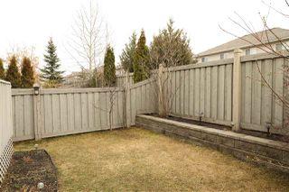 Photo 19: 51 287 MACEWAN Road in Edmonton: Zone 55 House Half Duplex for sale : MLS®# E4153254