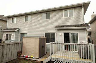 Photo 17: 51 287 MACEWAN Road in Edmonton: Zone 55 House Half Duplex for sale : MLS®# E4153254