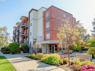 Photo 2: 205 4030 Borden St in VICTORIA: SE Lake Hill Condo for sale (Saanich East)  : MLS®# 812931