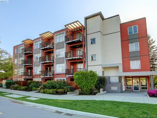 Photo 1: 205 4030 Borden St in VICTORIA: SE Lake Hill Condo for sale (Saanich East)  : MLS®# 812931