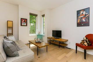 Photo 18: 10504 85 Avenue in Edmonton: Zone 15 House Half Duplex for sale : MLS®# E4160468