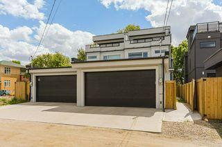 Photo 2: 10504 85 Avenue in Edmonton: Zone 15 House Half Duplex for sale : MLS®# E4160468
