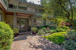 Main Photo: 354 MOYNE Drive in West Vancouver: British Properties House for sale : MLS®# R2381742