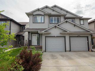 Main Photo: 1965 118 Street in Edmonton: Zone 55 House Half Duplex for sale : MLS®# E4162515