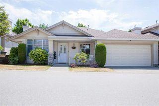"Main Photo: 9 20751 87 Avenue in Langley: Walnut Grove Townhouse for sale in ""SUMMERFIELD"" : MLS®# R2384081"