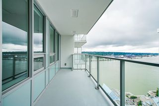 """Photo 1: 2307 908 QUAYSIDE Drive in New Westminster: Quay Condo for sale in """"RiverSky I"""" : MLS®# R2385778"""
