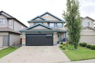Photo 1: 11817 13A Avenue SW in Edmonton: Zone 55 House for sale : MLS®# E4168881