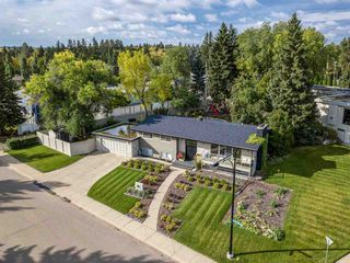 Photo 45: 96 VALLEYVIEW Crescent in Edmonton: Zone 10 House for sale : MLS®# E4174619