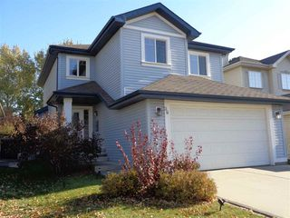 Photo 1: 39 English Way: St. Albert House for sale : MLS®# E4176833
